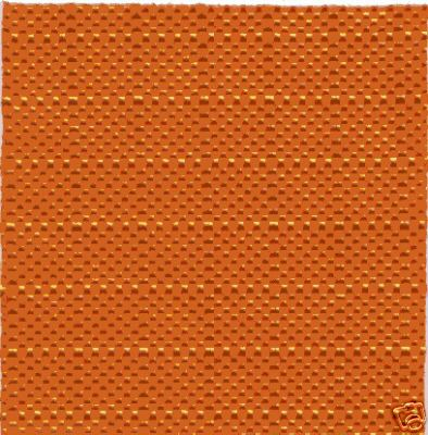 christo orange on ebay
