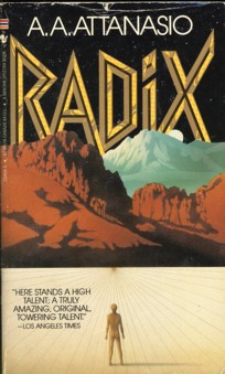 Radix book cover