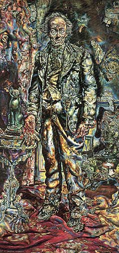 Dorian Gray - Ivan Albright