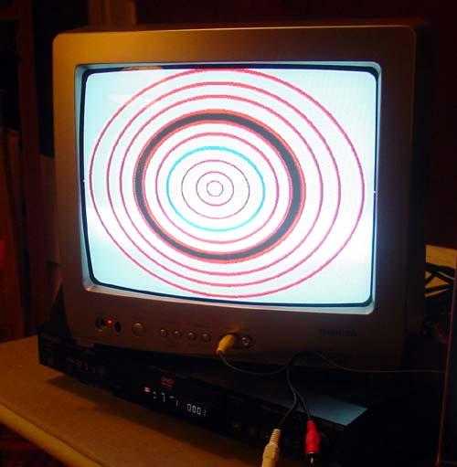 OptiDisc on TV