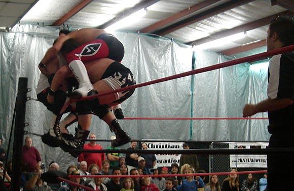 Thor Johnson - Christian Wrestling