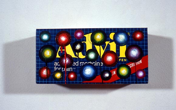 Advil Box
