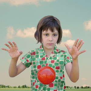 Loretta Lux - The Red Ball No. 1