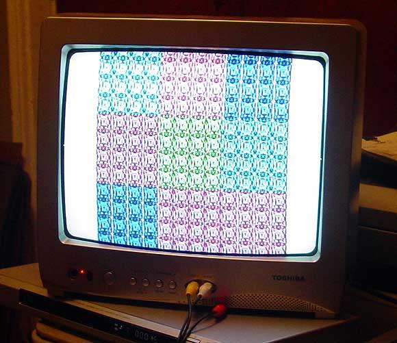 Big Rock Grid TV