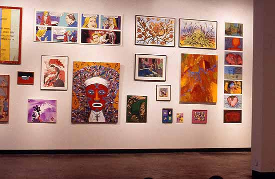 Big Show Installation Shot 1