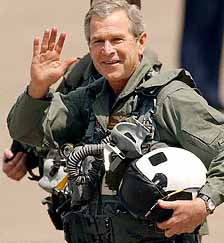 Bush Top Gun