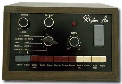 Rhythm Ace