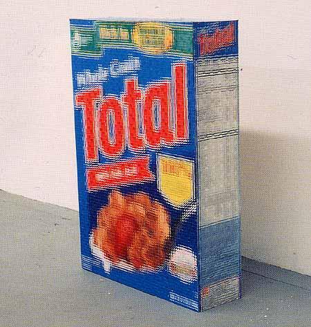 Tom Friedman Total Cereal