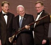 cheney and rifle