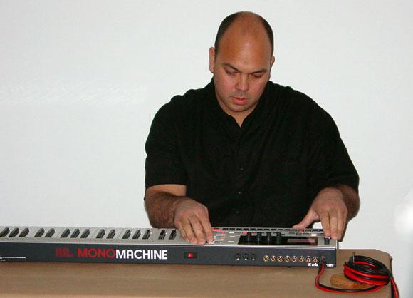 John Parker Dec 2006