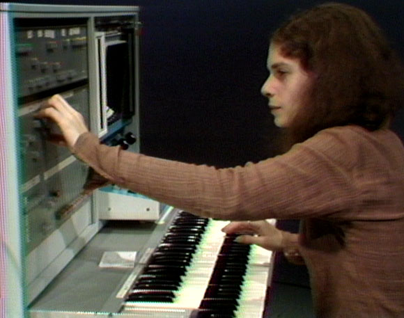 Laurie Spiegel - Alles Synth