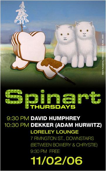 Spinart Flyer