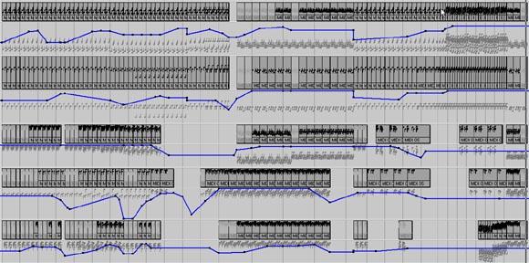 String Quartet Screen Shot