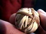 reinke rubber band ball